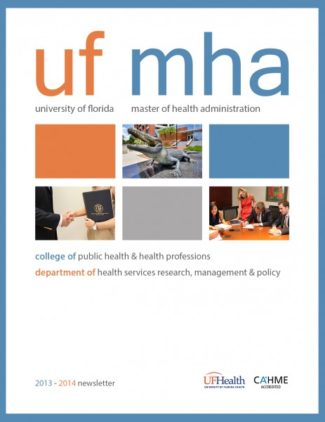 UF Newsletter full cover image border