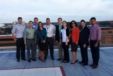 HASA members were treated to a tour of Shands Gainesville, which included a trip up to the helipad.